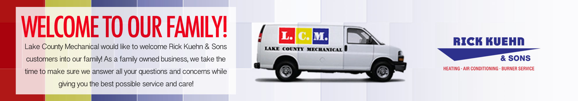 Lake County Mechanical is a family owned AC repair business in Antioch IL.