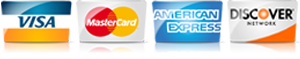 For AC in Antioch IL, we accept most major credit cards.